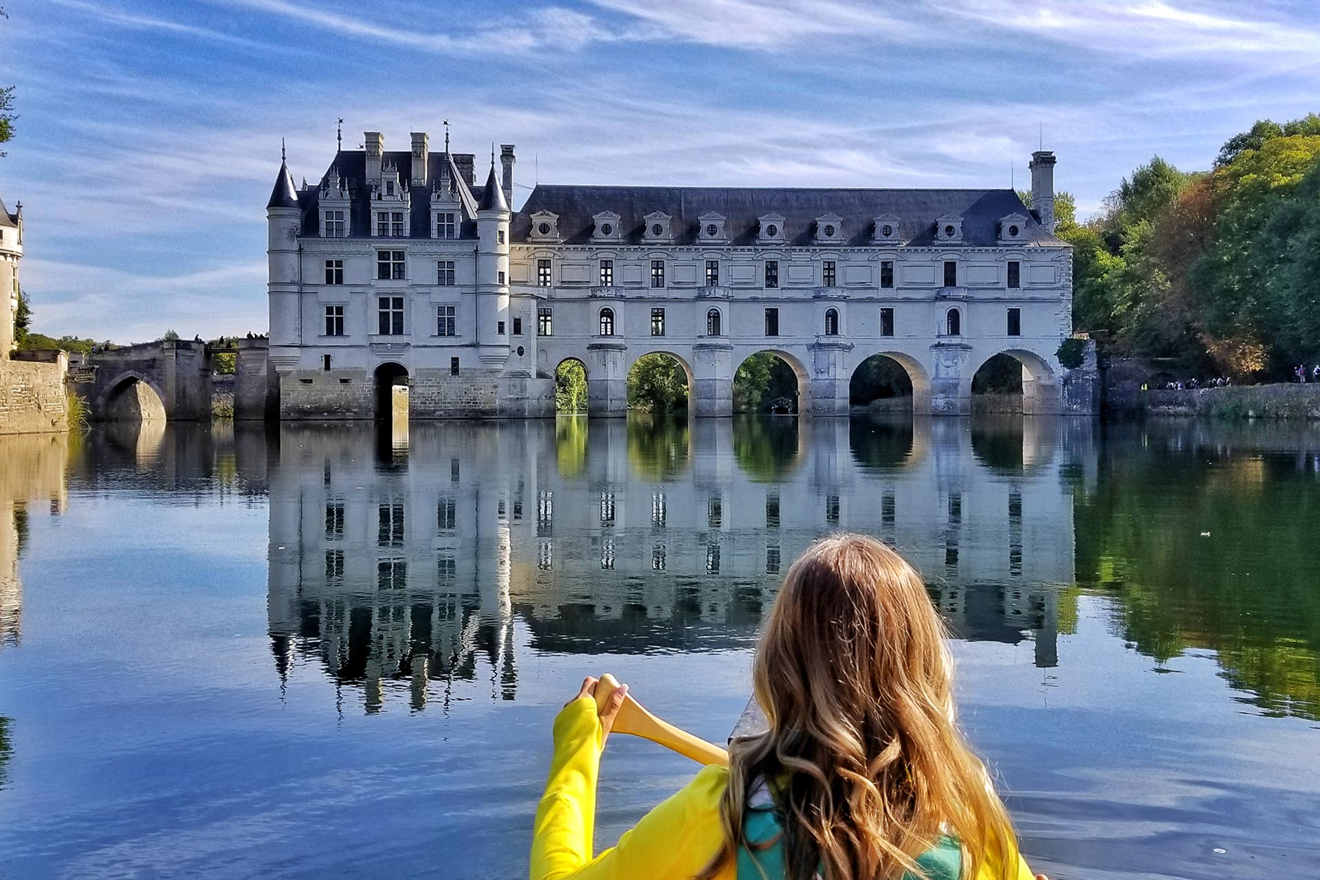 Close to Chenonceau